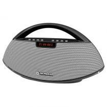 Rádio Portátil Mondial, Bluetooth, Rádio FM, Entrada USB e Micro SD - SK-01 - MONDIAL