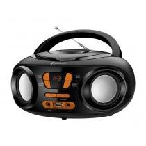Rádio Portátil Mondial Entrada USB Bluetooth Display Digital BX-19 -