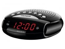 abbc1356e9e Rádio Relógio AM FM Display Digital - RR-03 Sleep Star III Mondial