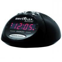 Rádio Relógio Britânia BS68 -