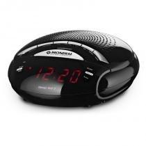 Radio relógio digital mondial am fm rr-02 - Mondial