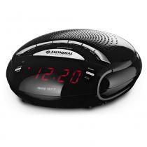 Rádio relógio mondial sleep star ii rr02 com dual alarme - Mondial