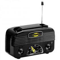 Rádio Retrô Dc Comics Batman - Versare Anos Dourados