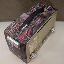 Rádio Vintage Cadilac - PONTO SUL