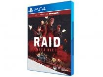 Raid World War 2 para PS4 - 505 Games
