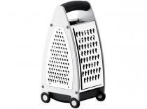 Ralador Manual Inox 4 Faces Brinox - Top Pratic