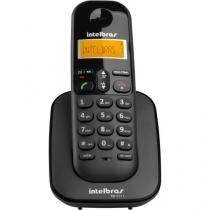 Ramal sem Fio Digital com Identificador TS3111 Preto Intelbras -