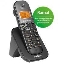 Ramal telefone sem fio ts 5121 preto intelbras 4125121 - Intelbras