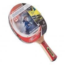 Raquete de Tênis de Mesa Donic Waldner 600 com DVD -