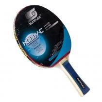 Raquete de Tênis de Mesa Sunflex Hobby C - Sunflex