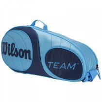 Raqueteira Wilson Team 3 Pack Azul - Wilson