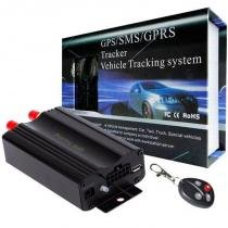 Rastreador Bloqueador Localizador Veícular Gps Gsm Tk 103b - Coban