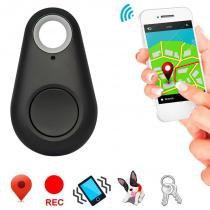 Rastreador Localizador Itag Bluetooth Antiperda Para Celular Chave Mala Carteira Pets Cor Preto (itag-preto) - Abm