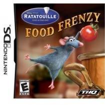 Ratatouille food frenzy - nds - Nintendo