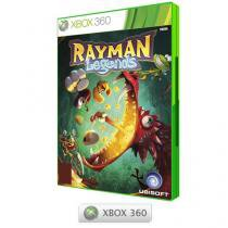 Rayman Legends: Signature Edition para Xbox 360 - Ubisoft