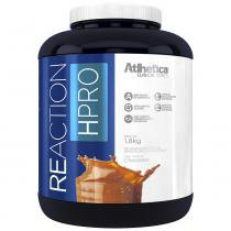 Reaction Hpro - 1,8Kg - Clinical Series - Atlhetica - Chocolate - Atlhetica