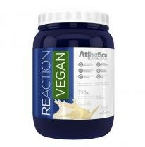 Reaction Vegan Baunilha 720g - ATLHETICA -