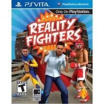 Reality fighter -  ps vita - Sony