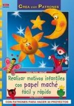 Realizar motivos infantiles con papel mache - El drac - brasil