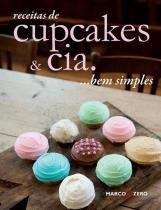 Receitas de cupcakes  cia - Marco zero editora