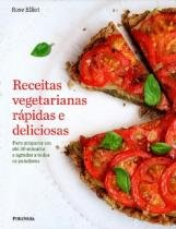 Receitas Vegetarianas Rapidas E Deliciosas - Publifolha - 1