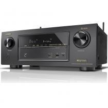 Receiver Denon AVR-X2400H 7.2ch WiFi Bluetooth 4K UHD 3D DolbyAtmos DTX:X -