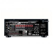 Receiver Onkyo Dolby Atmos 7.2 Canais 6 ohms Zona 2 TX-NR676 -