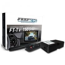 Receptor de TV Digital Automotivo Faaftech FT-TV-1SEG III - Faaftech