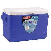 Recipiente Termoplástico 28QT 26,5 Litros Azul - Coleman - Azul - Coleman