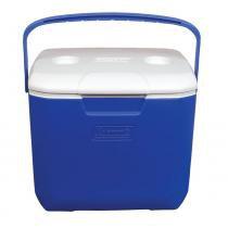 Recipiente Termoplástico 30QT 28,3 Litros Azul - Coleman - Coleman
