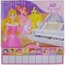 Recital Real - Pilbooks - Princesas Disney - Editora DCL -