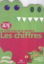 Reconnais et je dessine, je - les chiffres - Didier/ hatier