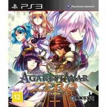 Record of Agarest War Zero - PS3 - Aksys games