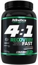 Recovery Fast 4:1 (1,050kg) - Atlhetica Nutrition - Laranja - Atlhetica Nutrition