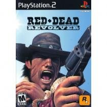 Red dead revolver - ps2 - Sony