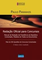 Redacao Oficial Para Concursos - Impetus - 952647