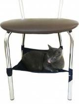 Rede Para Gatos Fixar Cadeira 30x40 - Pet import