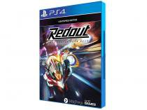 Redout Lightspeed Edition para PS4 - 505 Games