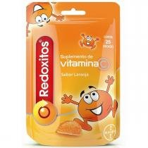 Redoxitos laranja bayer 25 unidades - Bayer