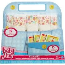 Refil Baby Alive Super - Hasbro