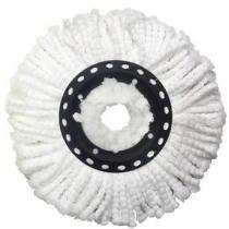 Refil Esfregão Mop 360 Vassoura Limpeza Prática - Clink