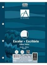 Refil Folhas Soltas Academie 200fls - Fichário Tilibra -