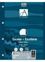 Refil Folhas Soltas Academie 96 Folhas - Tilibra -