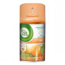 Refil Odorizador Freshmatic Bom Ar Air Wick Citrus 250ml -