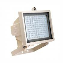 Refletor Branco com 96 LEDs - DNI 6049 - KEY WEST
