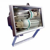 Refletor Branco - Lâmpadas LEDs Ou eletrônicas - DNI 6010 - KEY WEST