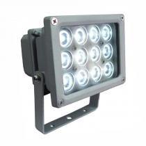 Refletor com 12 LEDs Brancos de Alta Potência - DNI 6057 - KEY WEST