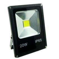 Refletor de led 20w ip65 light branco frio - Importado