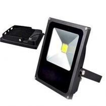 Refletor de led luz branca autovolt 20w - Importado