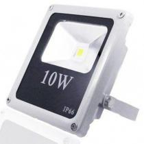 Refletor Holofote Super Led Branco 10w (90334) - Yan21
